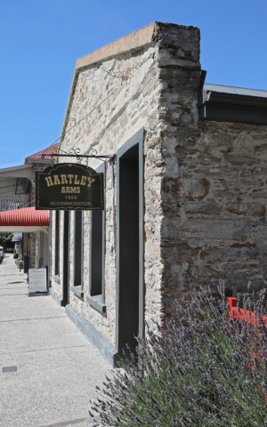 Visit historic Clyde on a Crafted Journeys Central Otago Tour